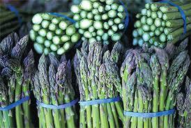спаржа, asparagus