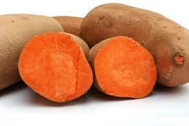 сладкий картофель, sweet potato