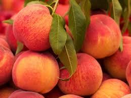 peach, персик